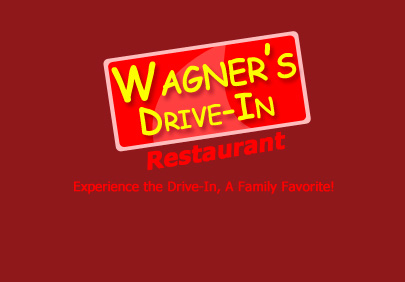 Wagner's Drive-In Logo